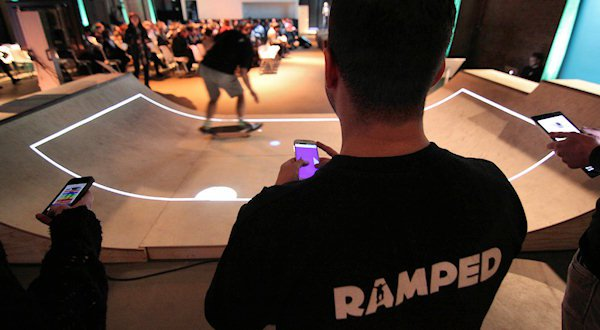 Project Ramped at Interaction14